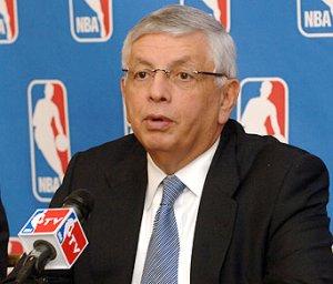 David Stern, comissário da NBA desde 1984