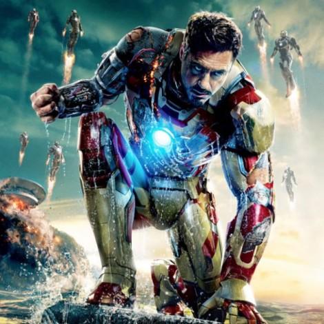 Robert Downey Jr. é brilhante, pois se reinventou junto com o personagem, esse novo Tony Stark, um homem com medo, mas com coragem suficiente para lutar