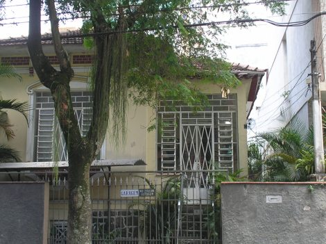 A casa dos meus avós (Artigo)
