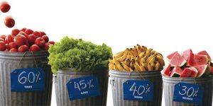 Índice de desperdício de alimentos / Foto: Reprodução