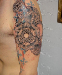 Mandala do tatuador