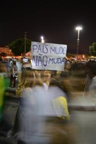 O gigante acordou: milhares foram às ruas, nas manifestações de junho