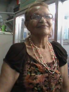 Geisa Arnaldo cearense que mora no Rio há 40 anos