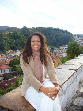 O orgulho de ser mareense faz com que Renata continue morando na comunidade. Foto: Arquivo Pessoal