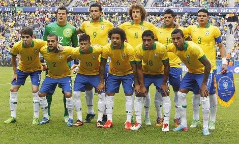 Título na Copa das Confederações recuperou parte da confiança na seleção (Foto: Reprodução / Reuters)