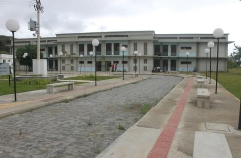 O  Alojamento da UFF é uma das opções dos alunos que moram muito longe para estudar (Foto: Reprodução/Internet)