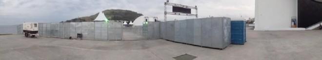 Caminho Niemeyer tem sido usado para festas elitizadas