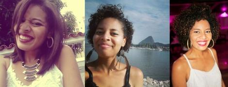 Natascha antes, durante e depois da transição
